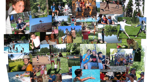 summer camp activities in california
