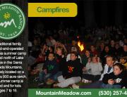 camp fire summer camp california