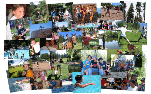 summer camp activities in california