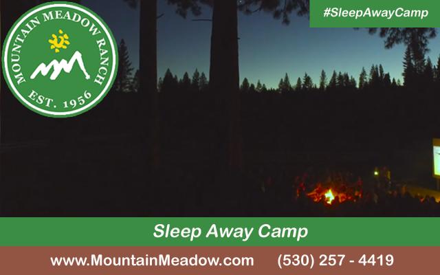 Sleep Away Camp
