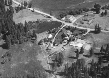 Aerial View 1956