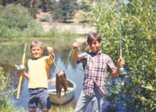 Chip fishing