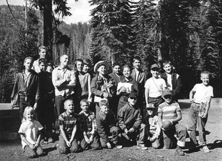 Lassen Camp