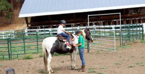 Horseback Riding Program