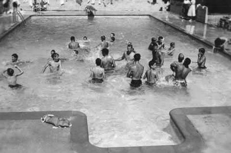 The Swimming Pool in 1957